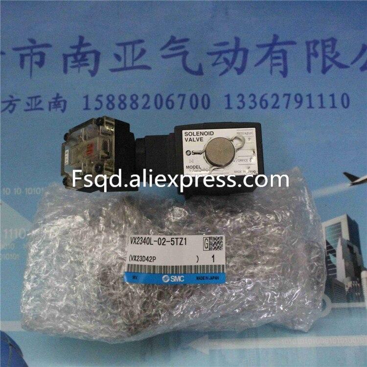 VX2340L-02-5TZ1 SMC solenoid valve electromagnetic valve pneumatic component<br>