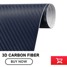Buy Blue 3D carbon fibre Effect Carbon Fiber Vinyl Film Car Stickers 5x98FT SUV Carbon Fibre Vinyl Wrap Sheet Sticker for $173.90 in AliExpress store