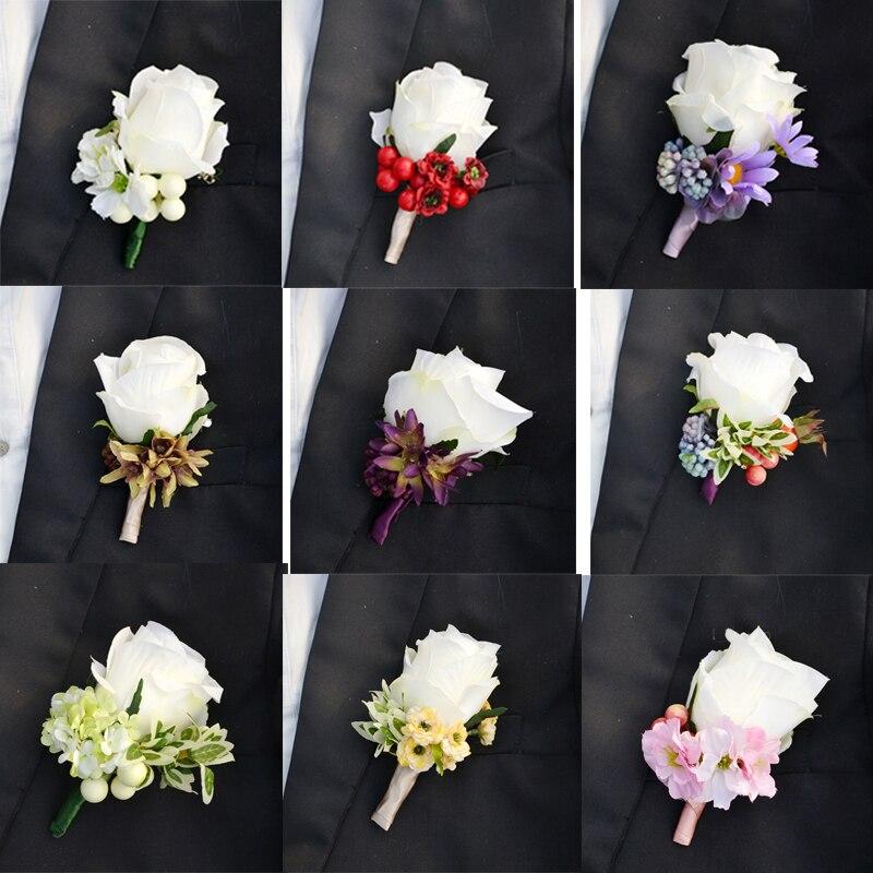 5 Best Boutonniere Flowers