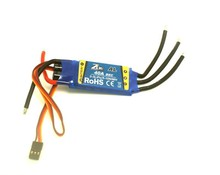 HIGH QUALITY ZTW BRAND 30A Brushless speed controller  ESC with 2A BEC for Rc Heli Rc Airplane AIRPLANE AEROPLANE AIRCRAFT