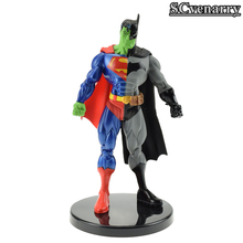 Batman v Superman Dawn of Justice PVC Action Figure Collectible Model Toy Boy Christmas presents 18cm(China)