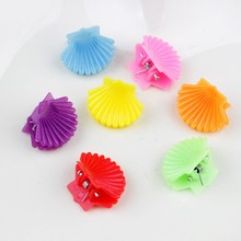 10pcs/lot Cute kids hair crab claw clip girl hairpin hair accessories Nice girls Barrette Hairgrips candy colors small hair claw