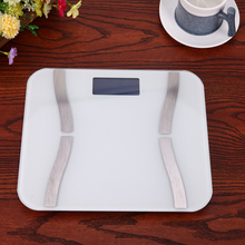 1 Pcs Smart Weight Scale Digital Bathroom Electronic Body Fat Scale Health Scale Support Android 4.3 iOS 7 Bluetooth 4.0