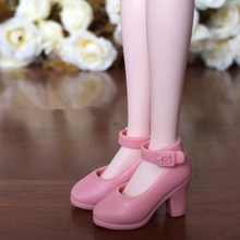 CXZYKING 3cm Barbie Doll Shoes Fit 30-50cm Barbie Shoes Doll Clothes Reorn Shoes Best Birthday Gift Toys Doll Accessories