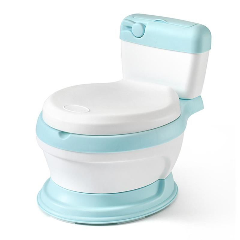 Portable Potty Training Seat for Kids Drawer Type Toddler Toilet Chair Splash Guard Removable Potty Bowl Easy to Assemble Toilet Seat for Boys and Girls