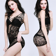 Sexy Dress Erotic Lingerie Hot Costumes Sexy Fancy Underwear Erotic Coveralls Sleepwear Sex Toys Lady Teddy