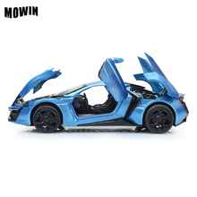 Fast And Furious Metal Pull Back Vehicles Car Model Toys Children Educational Diecasts Car Toy Kids Nice Gifts(China)