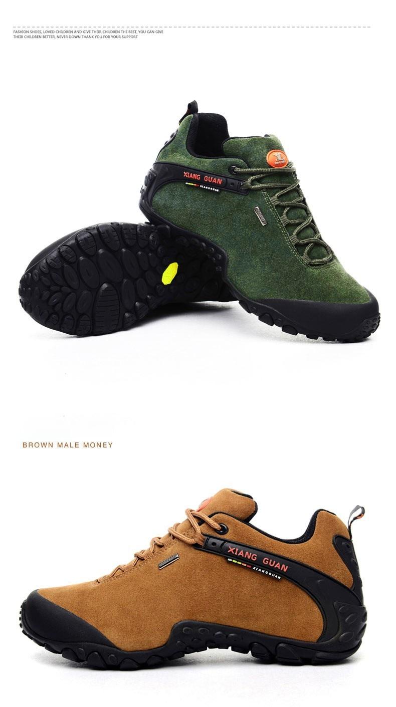 XIANG GUAN Winter Shoe Mens Sport Running Shoes Warm Outdoor Women Sneakers High Quality Zapatillas Waterproof Shoe81285 36