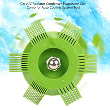Car Heating&Fans Plastic Car A/C Radiator Condenser Evaporator Fin Straightener Coil Comb for Auto Cooling System Tool