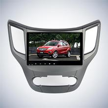 New 2 Din 100% Pure Android 4 Car radio Player Gps Navigation Stereo Video Multimedia Capacitive Screen for changa C 2017