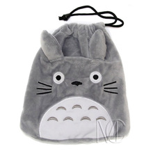 Anime/Cartoon My Neighbor Totoro Jewelry/Cell Phone Drawstring Pouch/Wedding Party Gift Bag (DRAPH_13)