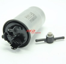 For VW Golf Jetta MK4 AUDI A3 A4 A6 Diesel Fuel Filter &Check Valve 1.9TDI 1J0 127 401 A 1J0 127 247 A(China)