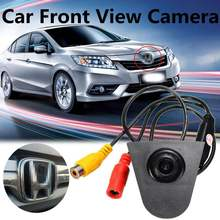 Car CCD Front Camera Rear View Camera Parking Assistance System Backup Waterproof 170 Degree For Honda