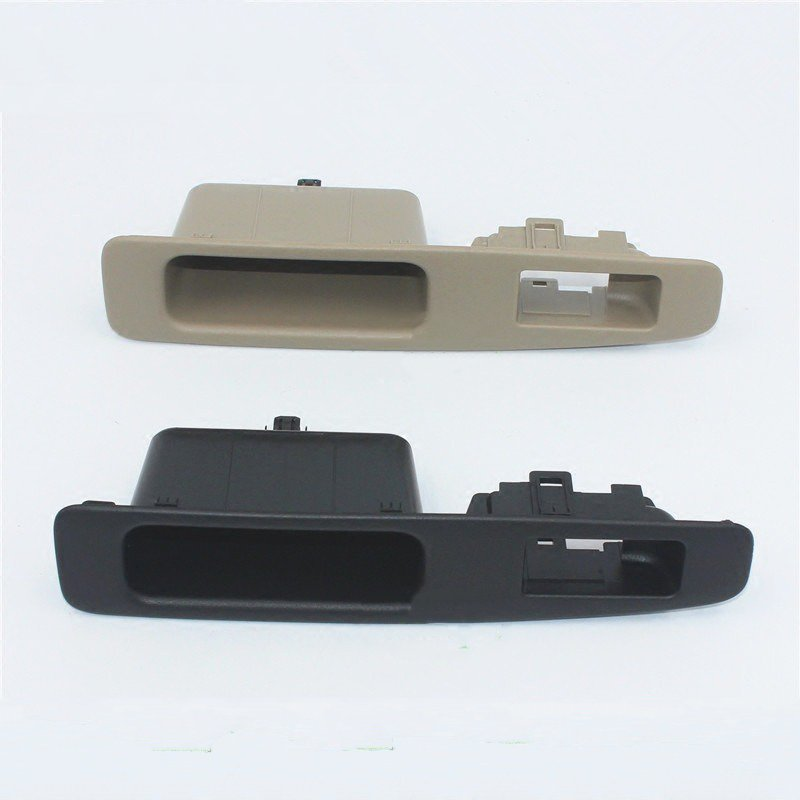 WENJING ABS Window Lift Switch Regulator Covers Trim Fit for Nissan Qashqai Dualis 2008-2013