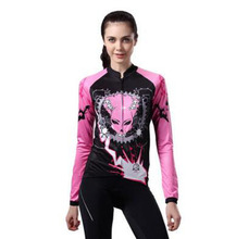 Set warm and windproof winter cycling Jersey long sleeve mountain bike tour de France Jersey