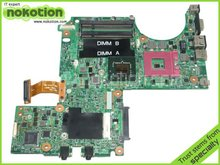 0U942D Laptop motherboard For Dell xps 1318 main board gm965 DDR2 Socket PGA478 CN-0W566D Without nvidia problem