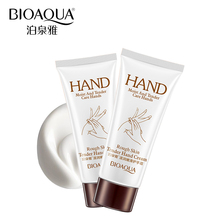 BIOAQUA Brand Hand Cream Hydrating Hand Lotion Anti-chapping Hand Treatment Mini Body Cream Perfumed Nourishing Skin Care 80g