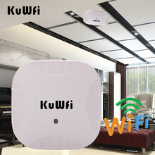 600Mbps Wireless Ceiling AP Router Dual Band 802.11AC Indoor Access Point Wifi Repeater Wifi Extender With 24V POE Power Supply
