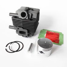 Cylinder Piston SET for ZENOAH CG260 Brush Cutter.Grass Trimmer.Gasoline Engine Garden Tools Spare Parts(China)