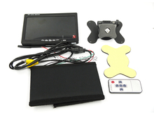 Ground Station 7 inch LCD TFT FPV Monitor Photography HD 800x480 Screen(China)