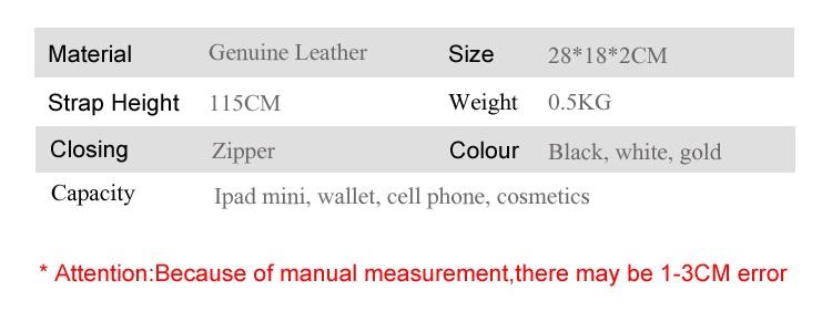 Black Genuine Leather Clutch Bag Crocodile Rivet Purse Also In Metallic Gold White