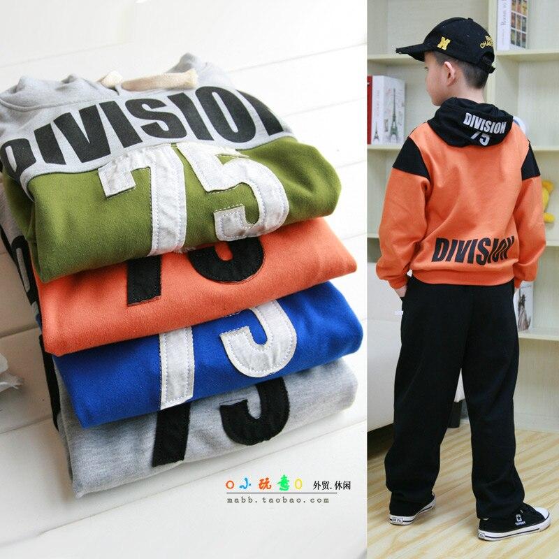 80% cotton children suit cuhk childrens wear boys spring 2014 new T-shirt + boy boys pants suit<br><br>Aliexpress