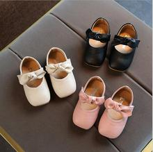 Baby girl Shoes 캐주얼 kids boys girls 가죽 화 soft bottom 3 색 15-19 different kinds TX09(China)