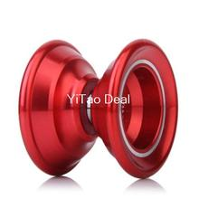 Magic YOYO NEW Version YoYo N6 Red Aluminum Professional Alloy YoYo Ball (Assorted Colors)