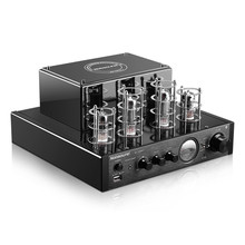 2017 Brand New Nobsound MS-10D MKII Tube Amplifier Bluetooth Amplifier Hifi Stereo Audio Power Amplifier 25W*2 Vaccum Tube AMP(China)