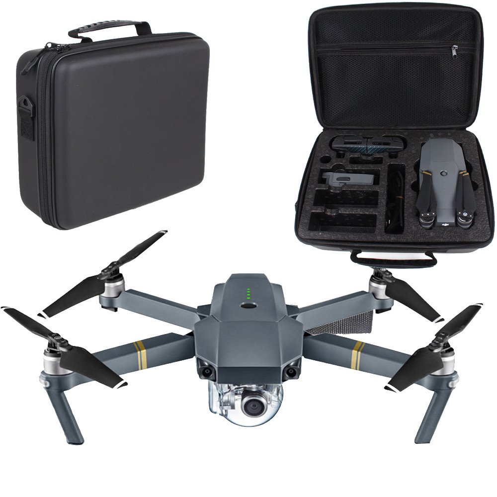 RC helicopter part Hardshell Shoulder Waterproof box Suitcase bag for DJI Mavic Pro RC Quadcopter<br><br>Aliexpress