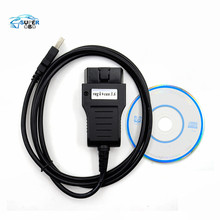 2017 Free shipping VAG K+CAN COMMANDER 3.6 for Audi/VW VAG Diagnostic Tool vag k can commander 3.6