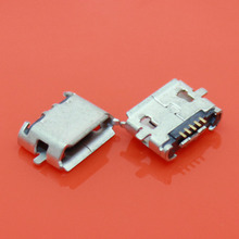 Free shipping mirco 5P usb connector charging port used for many mobile phone 300pcs/lot