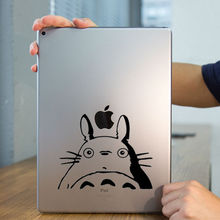"Cute Totoro Anime Vinyl Tablet PC Laptop Decal Sticker for iPad 1/2/3/4/Air/mini/Pro 7.9"" / 9.7"" / 12.9"" Notebook Sticker Skin"