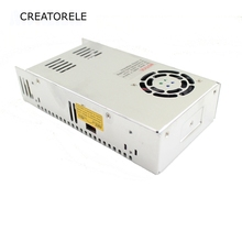 MS-500-24 500W 20A Power Supply Switching For Led Strip Light DC24V Transformer AC-DC SMPS With Display Billboard Industr