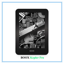 "New ONYX BOOX Kepler Pro ebook reader 6"" ereader 16GB Bluetooth/WiFi e-ink touch screen Android gift pu cover  Free shipping"