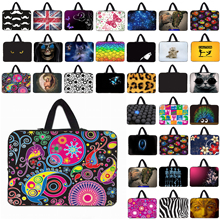 "Spain Floral Unisex Notebook Anti-shock Inner Sleeve Laptop Bags For 14"" HP ENVY M4 HP Pavilion Dm4 14.1"" 14.4"" Mini Computer PC"