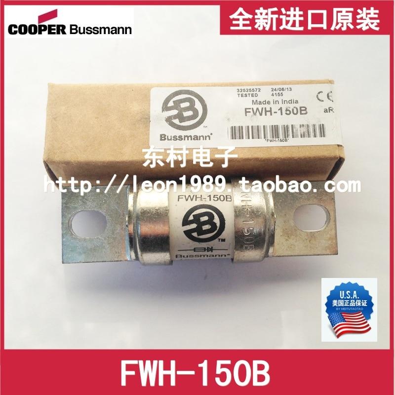[SA]Original BUSSMANN fuse FWH-125B 125A FWH-150B 150A 500V fuse--3PCS/LOT<br>