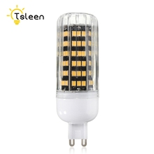 10PCS G9 LED Lamp 5W 9W 11W 15W 110V 220V Mini LED G9 Light Lampada LED Bulb High Power Lighting Replace Halogen Lights(China)