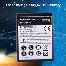 Original 3.7V 1800mAh High Capacity Mobile Phone Built-in Lithium Battery Replacement BATTERY for SAMSUNG GALAXY S2 SII GT-i9100