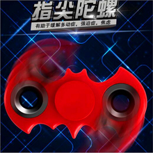 Buy 8 color Hand Spinner bat Fidget Spinners Stress Handspinner Focus Keep Kid Toy ADHD EDC Anti Stress Toys for $1.30 in AliExpress store