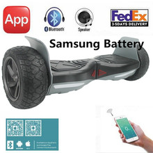 Strong Power Hummer Hoverboard Ultra Wide 2 Wheel Self Balancing Smart Balance Electric Scooter Bluetooth Speaker Hover Board UL