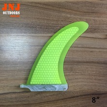"top selling fitted 8inch sup stand up paddle board centre fin for paddling 8"" sup fin"