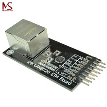 LAN8720 Module Physical Layer Transceiver PHY Module Embedded Web Server RMII Interface MDIX Regulator I/O Voltage Module