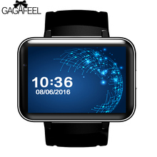 Vedio Call Smart Watches 2.2 inches 900mh GPS Navigation Smart Wristband Remote Camera Control Bracelet Watch for Android