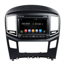 Fit for hyundai h1,grand starex,h-1 travel,h-1 cargo,iload 2016- Android 5.1.1 car dvd player gps radio 3G wifi bluetooth dvr