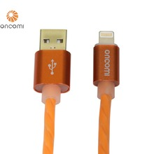 ONCOMI Lightning Cable USB 2A Fast Charger Cable I5 Data Cord for iPad Air 2 iPod Touch i5 6 7 Plugs and Smart Devices
