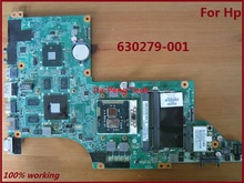 Free Shipping 630279-001 Laptop Motherboard for HP pavilion DV6 DV6T Notebook PC