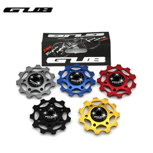 ONLY 11g GUB JY-C11S Anodized CNC 7075 alloy Rear Derailleur Guide pulley bearing Jockey Wheel 11T for Shimano SRAM E0Xc 5color(China)