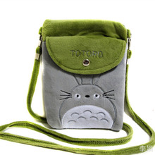 wholesale plush single shoulder bags for children fashion 3D cartoon cute phone package girls kids Messenger Bag Purse baby gift