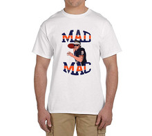 Jim 'Mad Mac' McMahon men T-Shirt 100% cotton t shirts Men's gift for fans 0216-31(China)